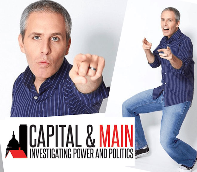 David Sirota Joins Union-controlled Capital & Main