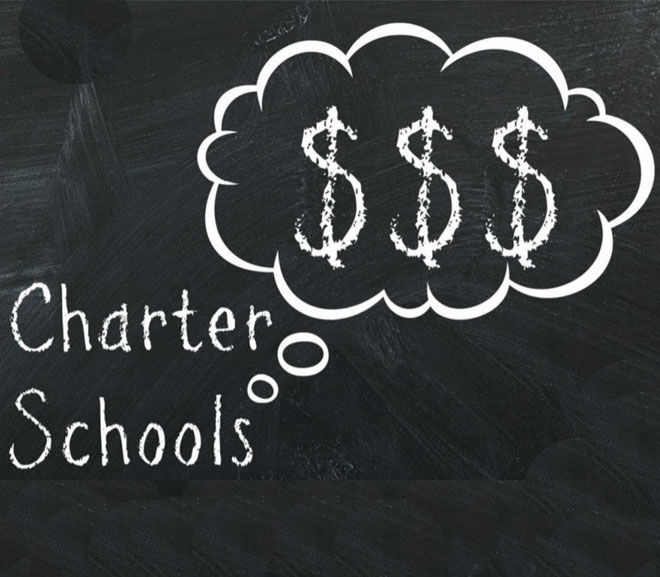 Do Charter Schools Take Districts' Money?