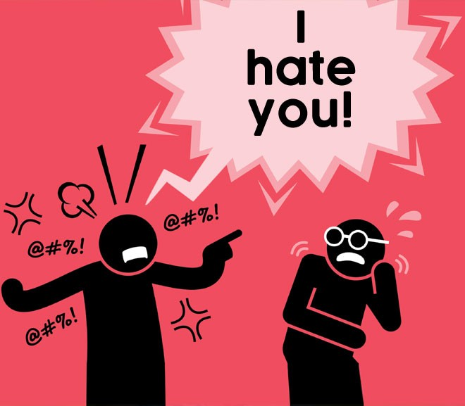 The Psychological Phenomena That Generate Hate