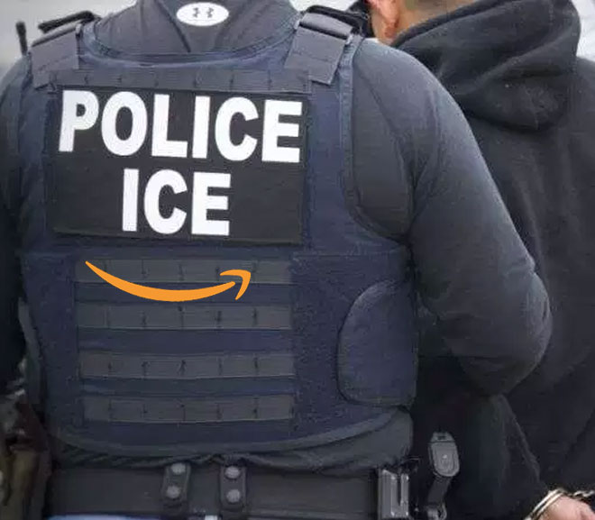 Amazon Helping ICE Track, Detain and Deport Immigrants