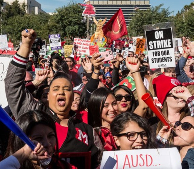 L.A.'s Teachers Got What They Wanted—For Their Students. That's awesome. No need to pretend it was some massive anti-charter victory.