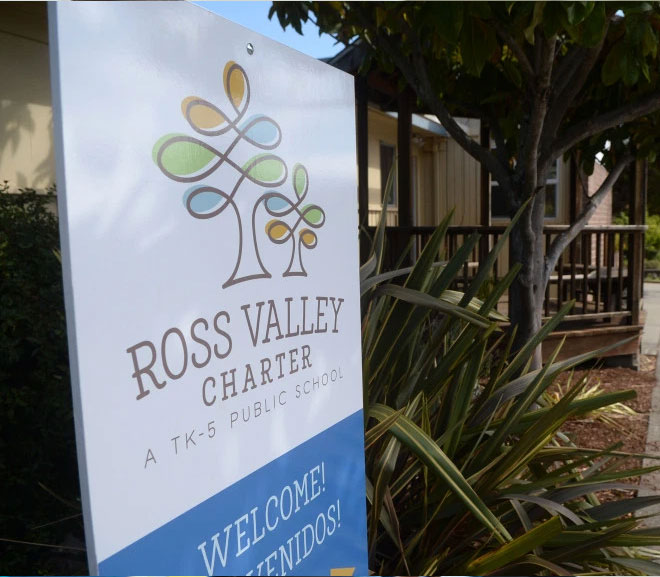 Despite feelings, Ross Valley Charter's move is positive