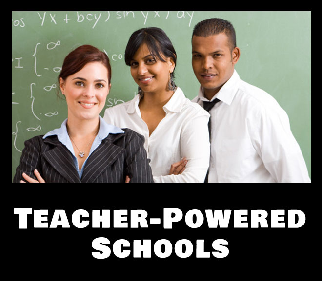 Teacher-Powered Schools