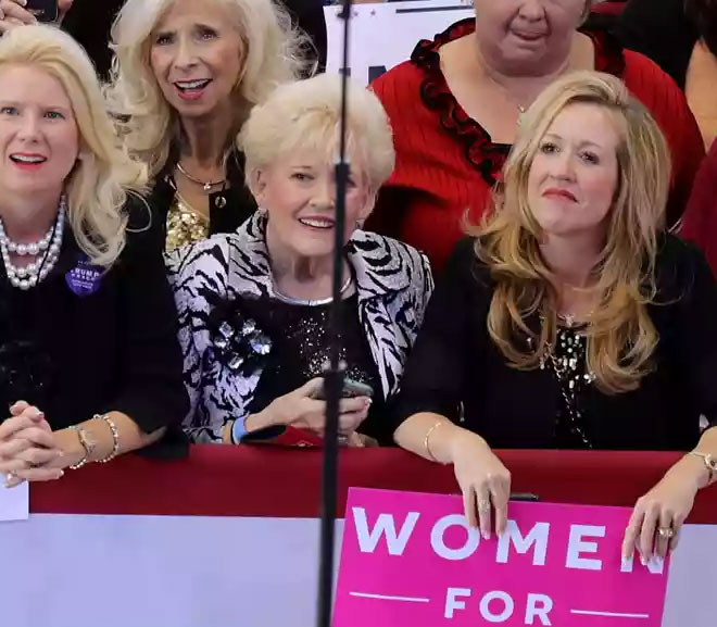 Half of White Women Vote Republican. What's wrong with them?